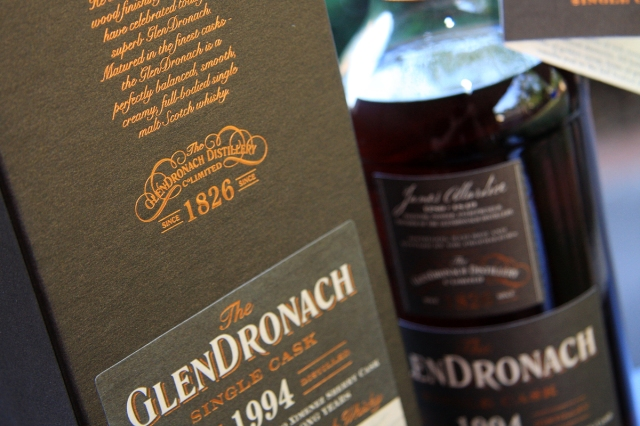 Glendronach 1994 - Copper