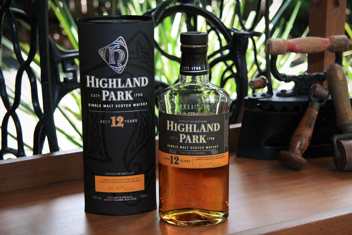 Купить виски Highland Park 12 YO (Хайленд Парк 12 лет)