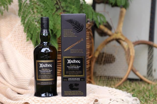 Ardbog - Bottle and Box