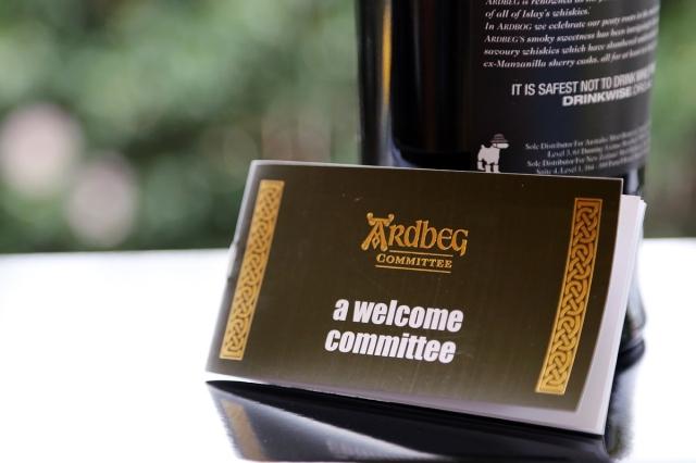 Ardbog Committee Booklet