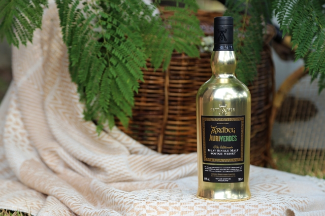 Auriverdes bottle