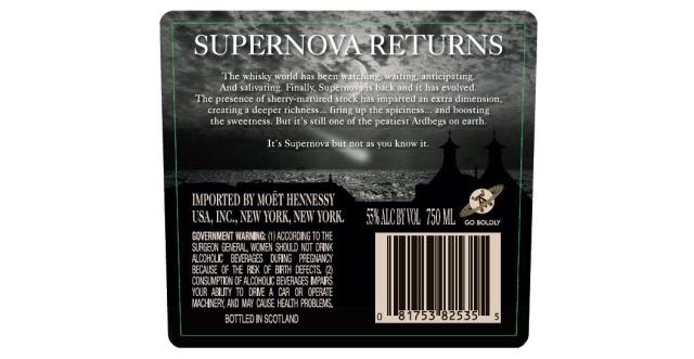 Supernova rear