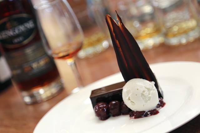 Glengoyne dessert