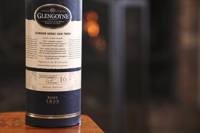 Glengoyne 16 Glenguin