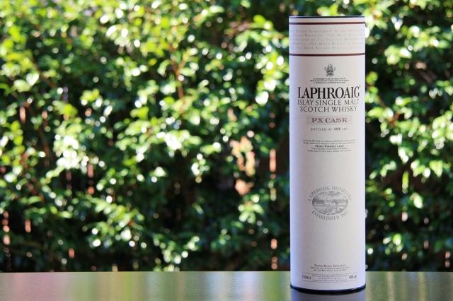 Laphroaig PX Cask tube