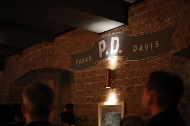 Parke Davis