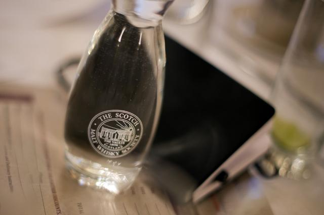 SMWS water jug