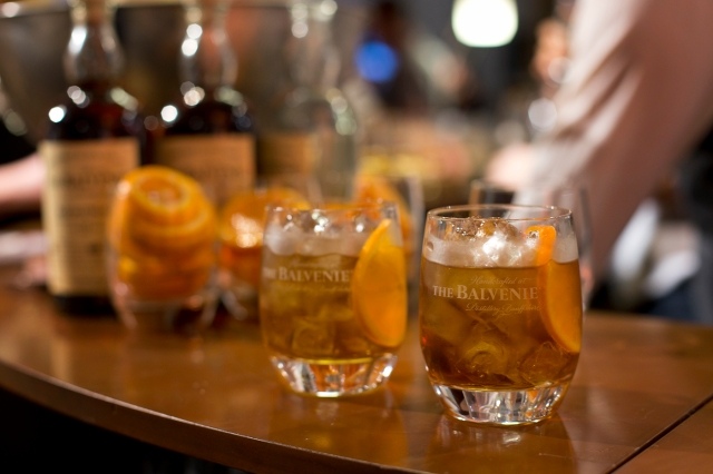 Balvenie Old Fashioned