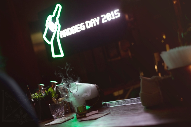 Ardbeg Day Sydney Stitch Bar