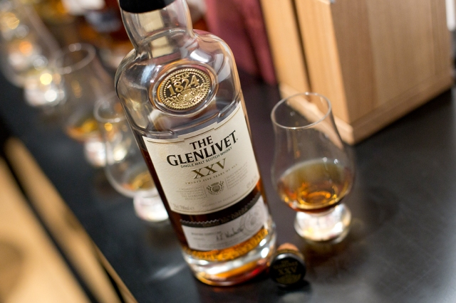The Glenlivet XXV
