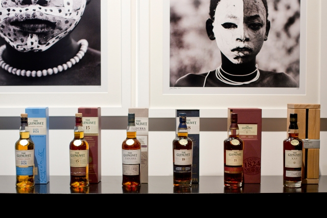 The Glenlivet - lineup