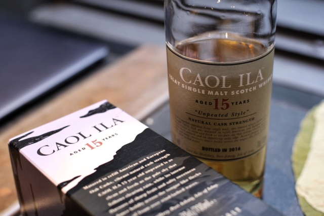 Caol Ila 2000 unpeated