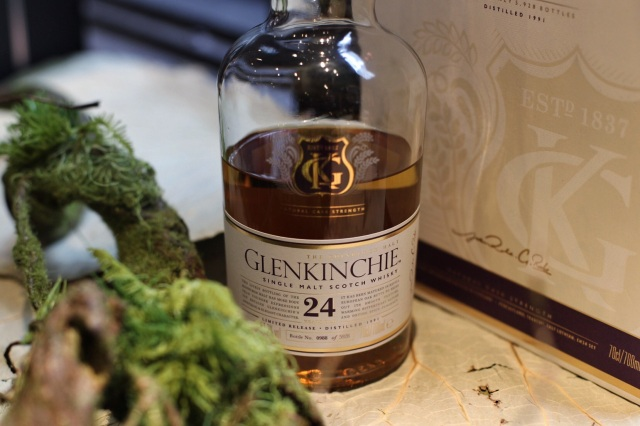 Glenkinchie 24 year old 1991