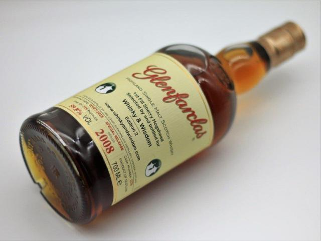 Whisky & Wisdom Glenfarclas Edition 2 - Bottle shot_1.jpg