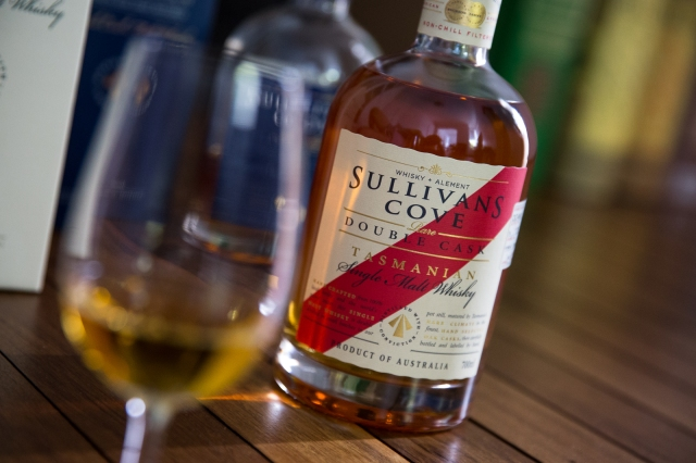 Sullivan's Cove Whisky and Alement