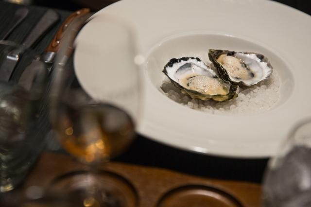 Glenmorangie Oysters